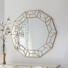 Large Decorative Mirrors Uncategorized Mirror With Mirror Frame Wall Mirror Designs For
