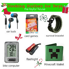 Stocking Ideas by 15 Awesome Stocking Stuffers For Boys The Taylor House