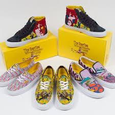 Jual Vans Beatles vans x the beatles yellow submarine