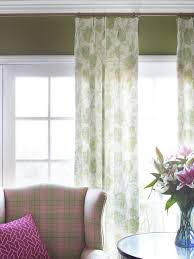 modern window treatment ideas living room and dining room modern