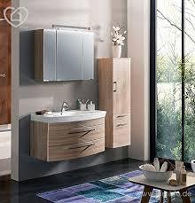 badezimmer set günstig badmöbel badezimmer set badezimmermöbel rimao 100 eiche sonoma