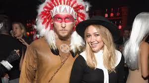 Native Indian Halloween Costumes Hilary Duff U0027so Sorry U0027 For Pilgrim Native American Halloween