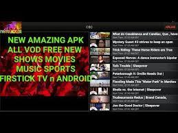 rabbit tv apk new rabbit vod apk tv free all