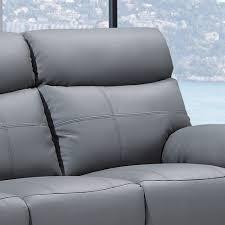 grey leather sofas for sale grey leather sofa marvelous image ideas niletti lipari italian