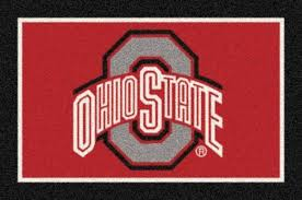 Ohio State Runner Rug Milliken Team Rugs College Spirit Rugs Ohio State Rugs Rugs Direct