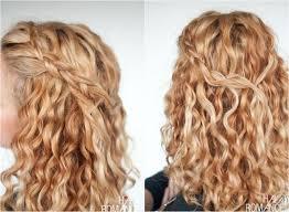 Hochsteckfrisurenen Halboffen Locken by The 25 Best Haare Halboffen Ideas On Frisuren