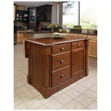 Kitchen Images With Islands by Amazon Com Home Styles 5520 94 Aspen Kitchen Island Rustic