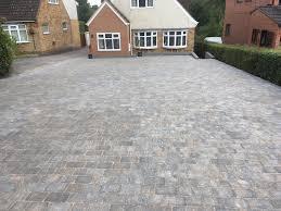 new block paving driveway in kenilworth