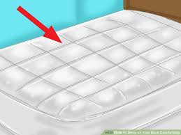 How To Make An Uncomfortable Mattress Comfortable How To Sleep On Your Back Comfortably 7 Steps With Pictures