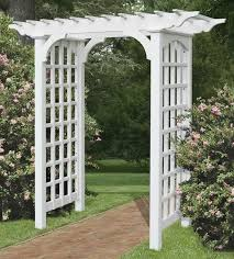 Garden Trellis Archway Download Arbor Designs For Gardens Solidaria Garden