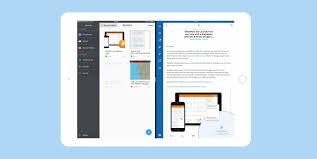 how to drag and drop content between readdle u0027s ipad apps cult of mac
