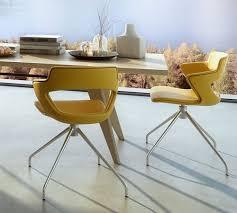 Esszimmer Drehstuhl Holz Gabler Design Drehstuhl Aoki Style Mit Sitzschale Gepolstert