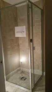 semi frameless shower doors image glassworks