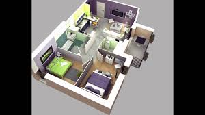 Ideal Home 3d Home Design 12 Review Two Bedroom House Plans Youtube
