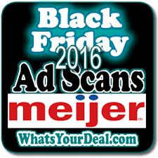 black friday meijer 2017 meijer 2016 black friday ad scan meijer blackfriday u2013 grocery