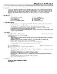 legal resume examples sample resume legal assistant personal
