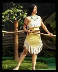 Halloween Costumes Pocahontas Disfraces Sexies Chicas Cabareteras Halloween