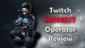 R6 Siege Operation White Noise Ela And Twitch Twitch Honest Operator Review Rainbow Six Siege