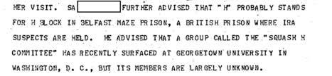 bureau fond d ran how the fbi thwarted a non existent plot to assassinate margaret