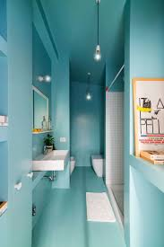 turquoise bathroom western decor paint colors black white and