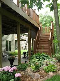 under deck patio google search landscape ideas pinterest