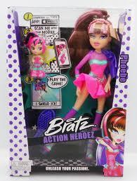 hsb toys bratz doll 26cm mga bratz action heroez fasion