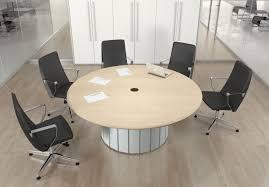 table ronde de bureau réunions pour des réunions à la carte bureaux aménagements