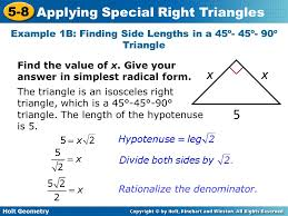 30 60 90 triangle worksheet with answers worksheets