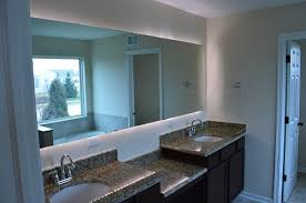 Bathroom Mirrors Houzz Magnificent Gorgeous Bathroom Mirror With Lights Light