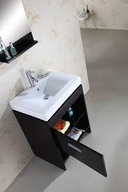 24 inch bea vanity space saving vanity contemporary sink cabinet