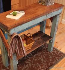 rustic kitchen island plans amazing rustic kitchen island diy ideas diy home creative