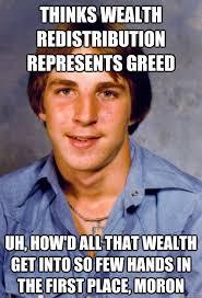 Selfish Meme - greed meme forex trading