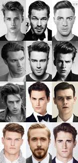 hairstyles through the years key hairstyle trends from london collections men aw15 fashionbeans