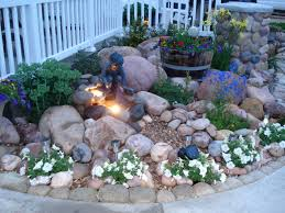Rocks In Gardens Garden Decoration With Rocks Lovable Decorative Rock Garden