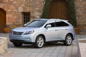 lexus rx 450h mpg 2016 beat winter with the top five 2011 high mpg all wheel drives