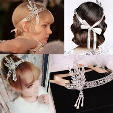 hair accessories malaysia the great gatsby hair tiara wedding proms