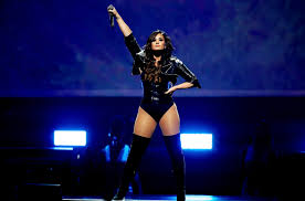 demi lovato shares simply complicated documentary trailer demi lovato performs at honda center on aug 17 2016 in anaheim calif