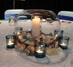 Seashell Centerpieces For Weddings by The 25 Best Beach Wedding Decorations Ideas On Pinterest