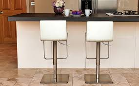 white leather counter stools ideas cabinet hardware room