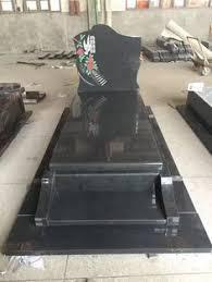 tombstone for sale black granite cross headstone tombstone prices gravestone prices