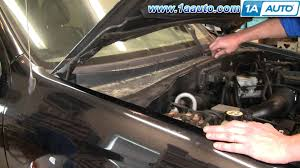 how to install replace cabin air filter ford escape 01 07 1aauto