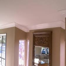 Crown Moulding On Vaulted Ceiling by Adele Crown Molding Contractors Orange Ca Phone Number Yelp