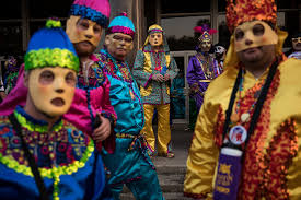 mardis gras mardi gras isn t just in new orleans the new york times
