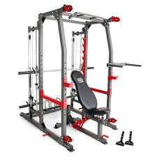 Marcy Bench Press Set Marcy Pro Smith Machine Weight Bench Home Gym Total Body Workout
