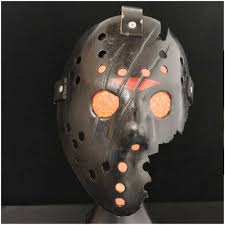 Jason Mask Savini Jason Hockey Mask Custom Made Mad About Horror