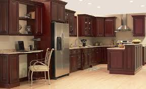 Stain Kitchen Cabinets Darker Staining Kitchen Cabinets Cherry Roselawnlutheran
