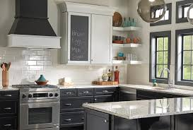 Can You Use Chalk Paint On Kitchen Cabinets How To Use Chalk Paint On Cabinets Delta Faucet Inspired Living
