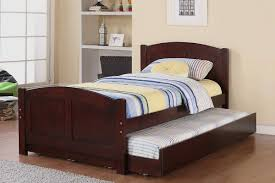 King Size Bed With Trundle Bedroom Cozy Bedroom Decoration With Wooden Trundle Beds Plus