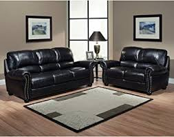 Leather Sofa Italian Italian Leather Sofa And Loveseat 2 Living Room