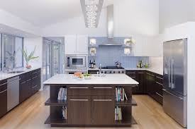 island hoods kitchen vaulted ceiling island kitchen contemporary with wood